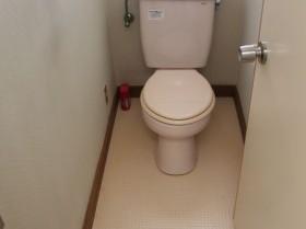 高野アパートトイレ